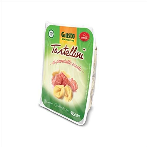Giusto Senza Glutine Tortellini Al Prosciutto Crudo 250 g