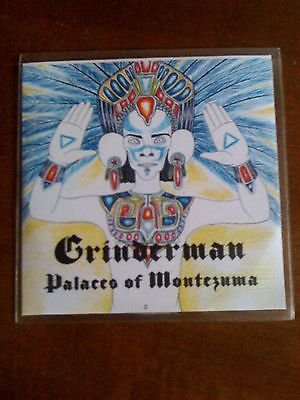 CD2 27 Grinderman: Palaces Of Muntezuma [Mute records 2010 CD Promo]