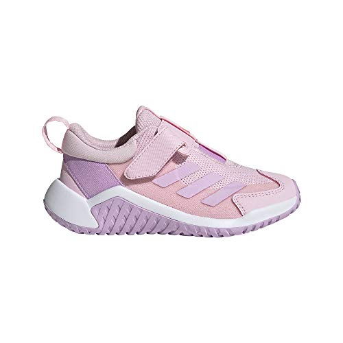 adidas 4UTURE Sport AC K, Zapatillas de Running, CARFRE/FTWBLA/LILCLA, 37 1/3 EU