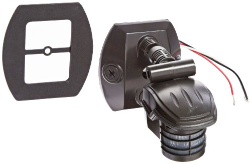 RAB Lighting STL360 Super Stealth 360 Sensor, 360 Degrees View Detection, 1000W Power, 120V, Bronze Color