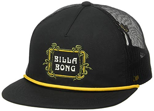 Billabong Men's Alliance Trucker Hat Black One Size