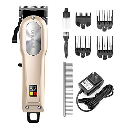 Oneisall Dog Grooming Clippers