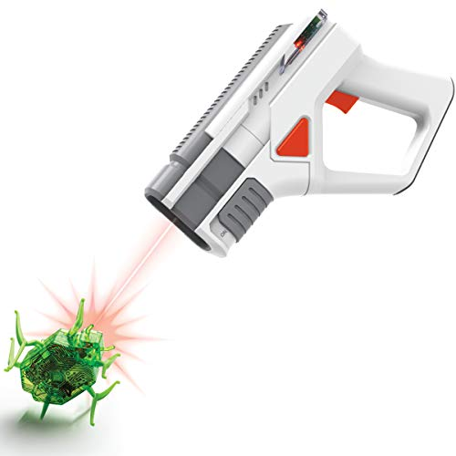 Sharper Image Robo Bug Hunt Shooting Game, Track The Robot Bug to Bring it Down, Uses Infrared Technology, with LED Lights and Sound Effects, for Kids Ages 8 and Up