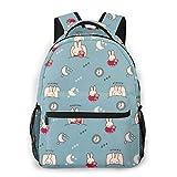 Miffy ミッフィー リュック バック ビジネスリュック 大容量 バックパック キッズ バッグ 旅行 入学 かわいい 男女兼用 遠足 お祝い プレゼント