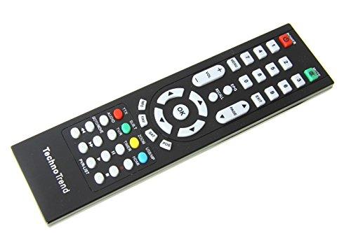 ORIGINAL! FERNBEDIENUNG TechnoTrend für TT-micro S810 HD+
