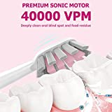 Zoom IMG-2 spazzolino elettrico ricaricabile per uomo