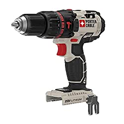 Top Rated Cordless Drill with Porter-Cable 20V MAX