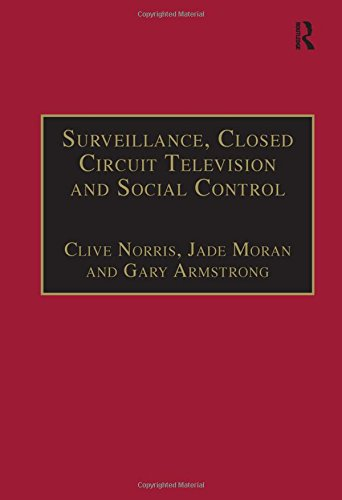 Surveillance, Closed Circuit Television and Social Control