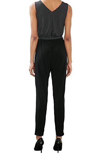 ESPRIT Collection Damen Jumpsuits, Schwarz - 2