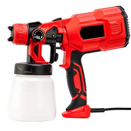 YOUNGE Pistola de pintura eléctrica manual profesional para el hogar