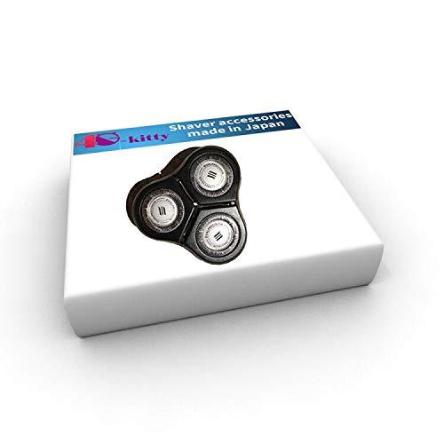 tête de rechange compatibles avec rq11 tête de rechange pour 2d micro - action raser les chefs