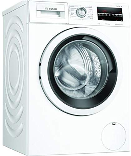 Bosch Serie 6 WAU28T40ES lavadora Independiente Carga frontal Blanco 9 kg...