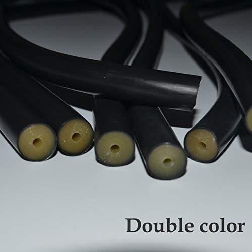 XTYZY New Sling Harpune Bänder Gummischlauch Naturlatex 16mm 5/8\'\'Scuba Dive Freedive Spearfishing Ausrüstung