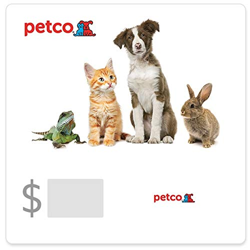 Petco Gift Cards - E-mail Delivery - http://coolthings.us