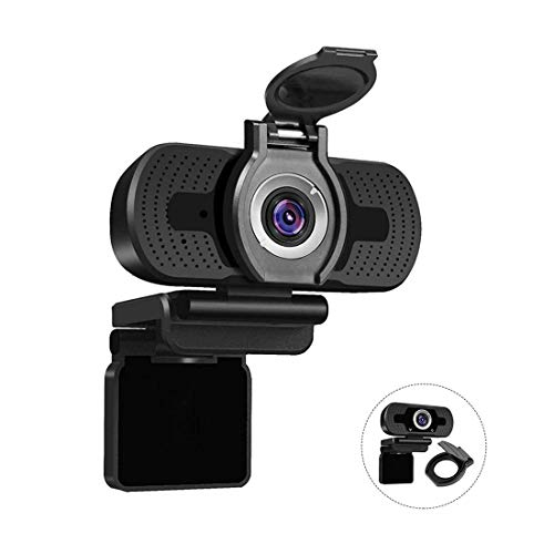 (70% OFF) Webcam W/ Microphone & Privacy Cover $8.99 – Coupon Code
