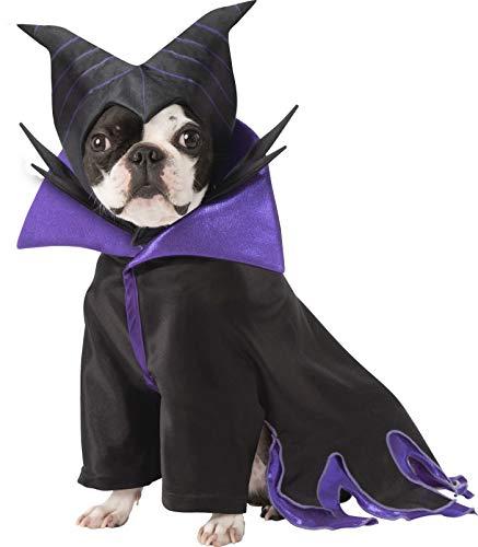 Rubie's huisdier kostuum, Disney Maleficent huisdier kostuum, Large, Zoals getoond