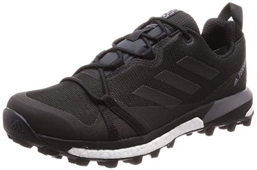 adidas Terrex Skychaser LT GTX, Zapatillas de Cross para Hombre, Negro (Carbon/Core Black/Grey Four F17 Carbon/Core Black/Grey Four F17), 40 2/3 EU