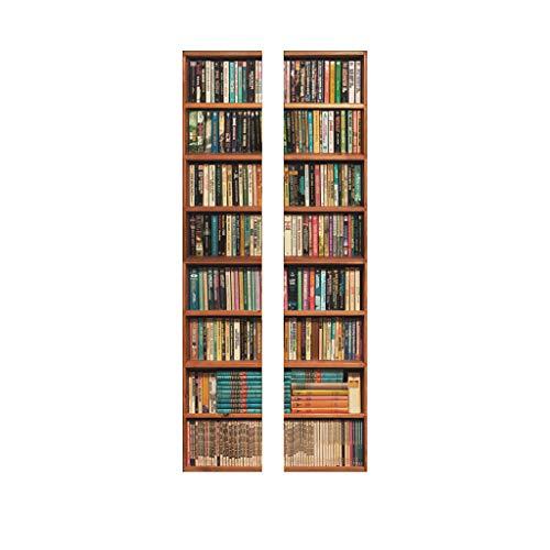 Wandtattoo Familie Wohnzimmer Modern Wandaufkleber Bücherregal Weinschrank Dekoration Türaufkleber für Arbeitsplatte Wände Tür Schränke Wandsticker