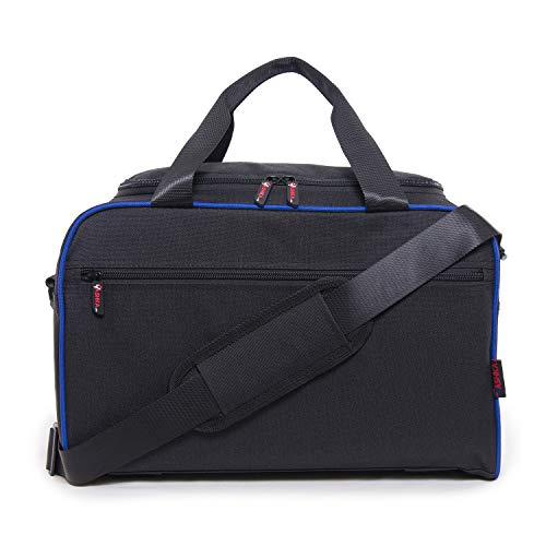 Nieuwe Ryanair Second Bag van Vashka | Reistas Handbagage 40X20X25cm | Goede Reis | Blauw