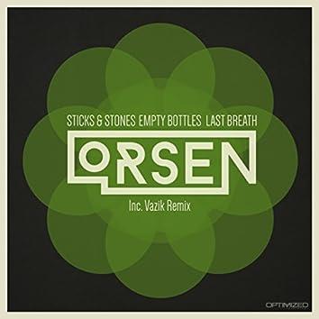 Sticks & Stones EP