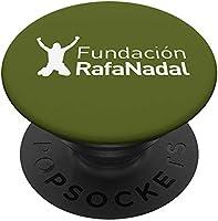PopSocket oficial logo Fundación Rafa Nadal PopSockets PopGrip: Agarre intercambiable para Teléfonos y Tabletas