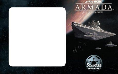 Fantasy Flight Games FFGD4324 Star Wars: Armada-Schimäre Erweiterungspack Deutsch Tabletop Spiel