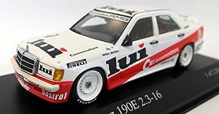 Minichamps – Miniatura – Mercedes Benz 190E 2.3 Weidler 1986, 400863508