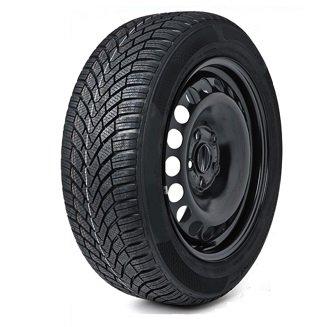 Roue de secours en acier de 16'' et pneu 215/65R16 pour Duster (2010-2019)