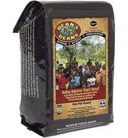 Dean's Beans Organic Coffee Company, Italian Espresso Natural Water...