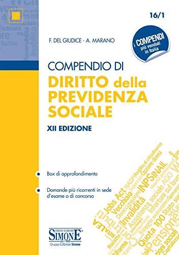 Compendio di diritto della previdenza sociale. Con espansioni online