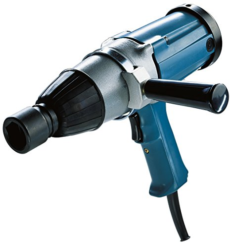 Makita 6906J power wrench 1700 RPM Negro, Azul 650 W - Impact wrenches (Corriente alterna, 650 W, 95 mm, 327 mm, 237 mm, 5,6 kg)