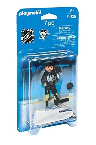 Playmobil 9029 NHL® Pittsburgh Penguins® Player Eishockey Spieler