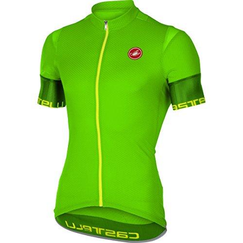 Castelli Jerseys Entrata 2 Verde Pro Xl