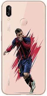 d738083a84d Todo Fundas para Huawei Futbol Real Madrid Barcelona Argentina Brasil  Sergio Ramos Ronaldinho Messi Neymar Griezzman