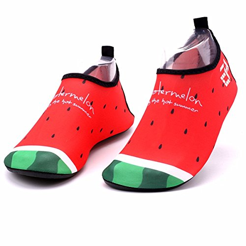 OF Quick-Dry Water Shoes Beach Socks Anti-Slip Rubber The Best Gift for Kids for Swim Surf