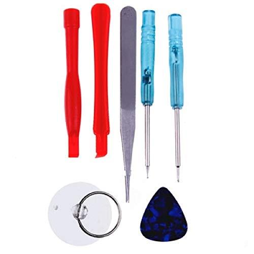 Dmtrab para Reparación de Herramientas de Apertura Juego de Herramientas for iPhone 6 / iPhone 5 y 5c / iPhone 4 Herramientas de reparación de Productos electrónic