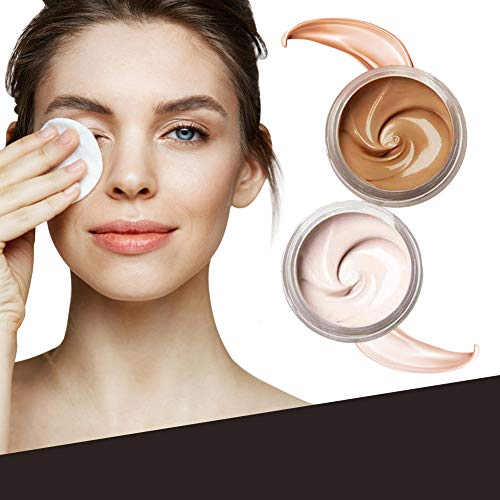 Tattoo Concealer, Make up concealer, Scar concealer, Scar make up, Body Concealer, Birthmark, Scar, Vitiligo, Blemish,Waterproof and Sweatproof, Long Lasting,Two Colors Cover Up Make up Concealer Set
