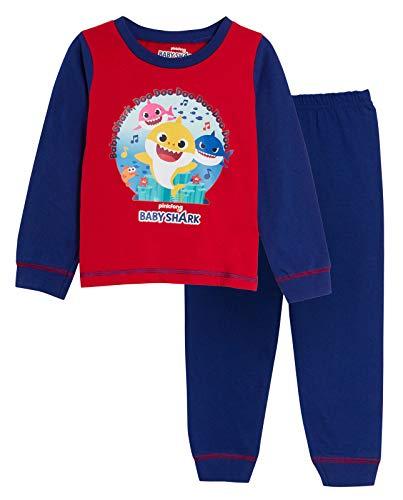Pijama de tiburón para niñas y niños