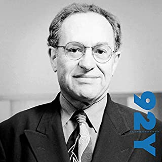 Alan Dershowitz and Natan Sharansky on Peace in the Middle East at the 92nd Street Y audiobook cover art