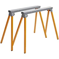 Set of 2 Bora Portamate PM3300T Steel Folding Sawhorses