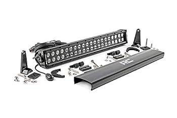 Rough Country 20  Black Series Dual Row CREE LED Light Bar 70920BL