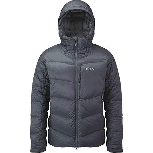 RAB Mens POSITRON PRO Jacket Graphene/ZINC (X-Large)