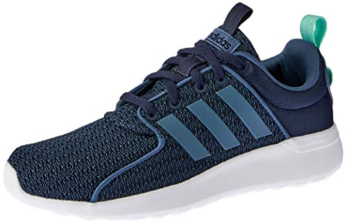 adidas CF Lite Racer, Zapatillas Mujer, Azul (Tech Ink/Trace Blue/Clear Mint 0), 37 1/3 EU
