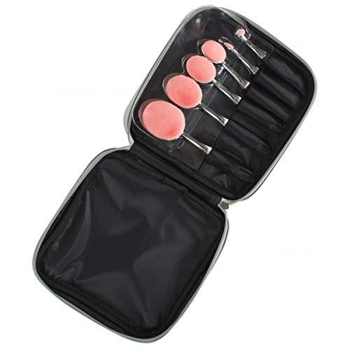 Set de 6 pinceles de maquillaje Peggy Sage O'brush + kit