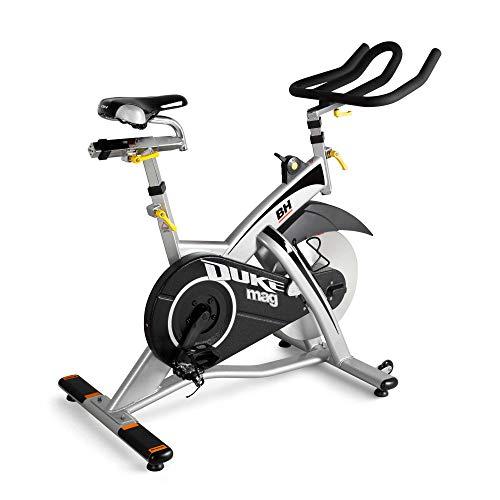 BH Fitness - Bicicleta Indoor Duke mag