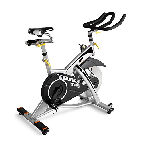 BH Fitness - Bicicleta Indoor Duke mag