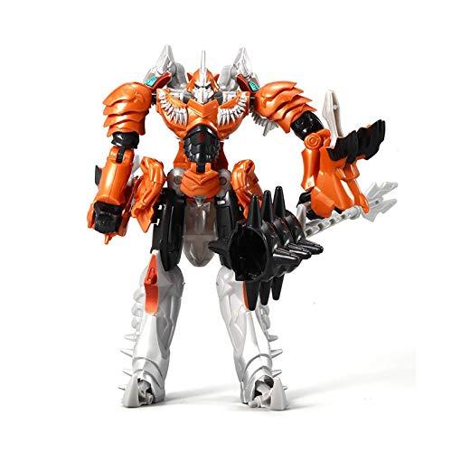 Jetta King Juguetes de Transformers, Ares Dinosaurio Juguetes de niño Deformación Robot Modelo Regalo de los niños 005