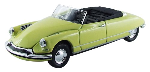 Rio - 4411 - Véhicule Miniature - Modèle À L'échelle - Citroën DS 19 Cabriolet Usine 1961 - Echelle 1/43