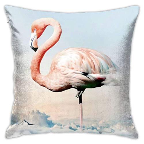 WH-CLA Throw Pillow Covers Carteles Nórdicos Arte Flor De Acuarela Sala De Estar Dormitorio Funda De Almohada Sofá Impreso En El Hogar Funda De Almohada Funda De Cojín Funda De Almohada