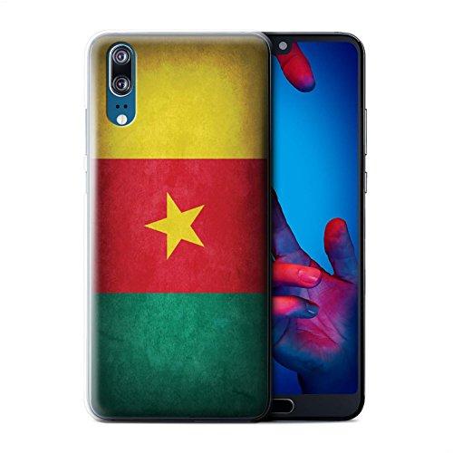 Stuff4® Phone Case/Cover/Skin/HUAGP-CC/Flags Collection Huawei P20 Camera/camera